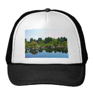 Japanese Gardens at the Denver Botanical Gardens. Trucker Hat