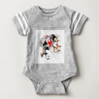 Japanese Geisha Baby Bodysuit