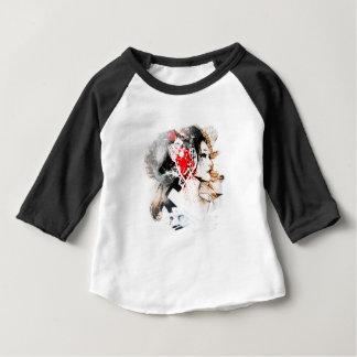 Japanese Geisha Baby T-Shirt