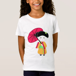 Japanese Geisha Girl T-Shirt