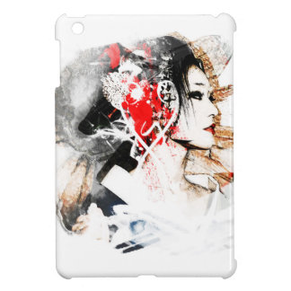 Japanese Geisha iPad Mini Cover