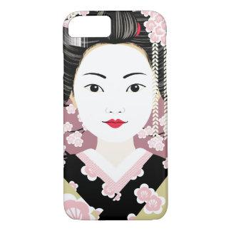 Japanese Geisha Matryoshka Case