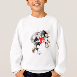 Japanese Geisha Sweatshirt