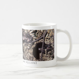 Japanese giant flying squirrel coffee mug