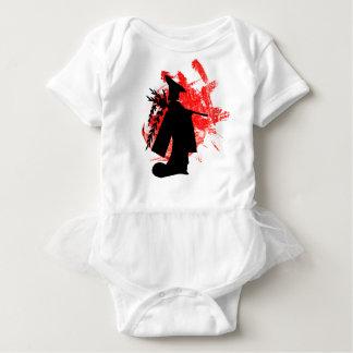 Japanese Girl Baby Bodysuit