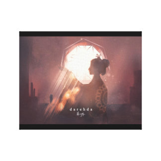 Japanese Girl Canvas Print