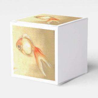 Japanese Goldfish Favour Box
