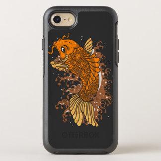 Japanese Goldfish Koi OtterBox Symmetry iPhone 8/7 Case