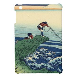 Japanese Hokusai Fuji View Landscape Case For The iPad Mini