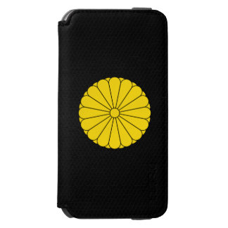Japanese imperial seal incipio watson™ iPhone 6 wallet case