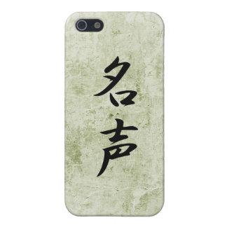 Japanese Kanji for Fame - Meisei iPhone 5 Cases