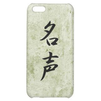 Japanese Kanji for Fame - Meisei iPhone 5C Case