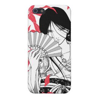Japanese Kimono Geisha Anime Asian Case For The iPhone 5