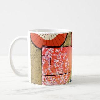 Japanese Kimono Mug