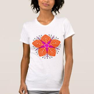 Japanese knotweed (orange) T-Shirt