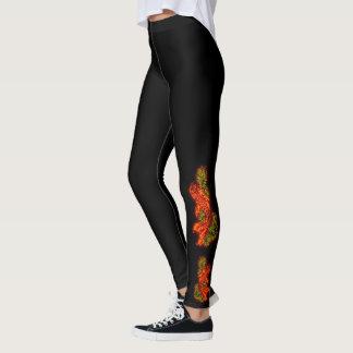 Japanese Koi Leggings