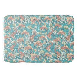 Japanese bath beauty for Koi pond japanese matting