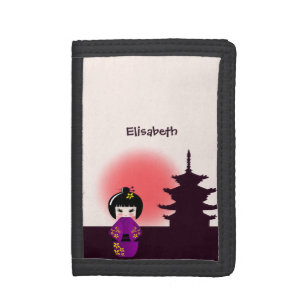 Cute Japanese Gifts Wallets | Zazzle com au