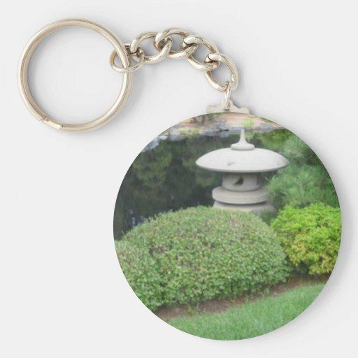 Japanese Lantern Keychain