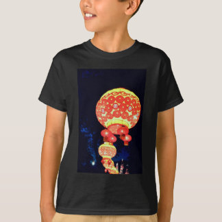 Japanese Lanterns T-Shirt