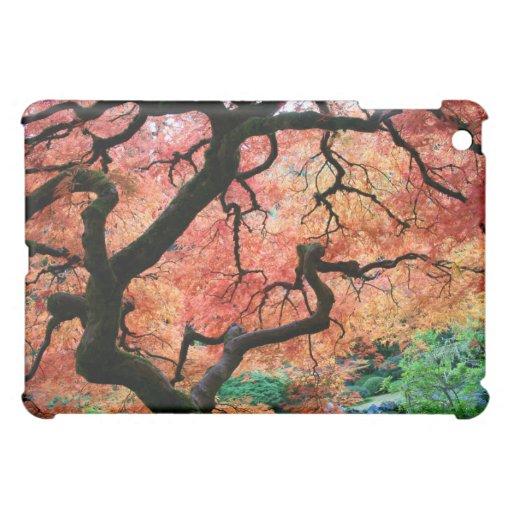 Japanese Maple 1 iPad Mini Cases