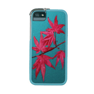 Japanese Maple iPhone 5/5S Covers