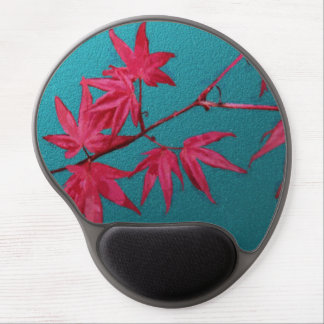 Japanese Maple Gel Mouse Pad