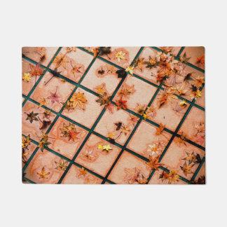 Japanese Maple Leaf Doormat