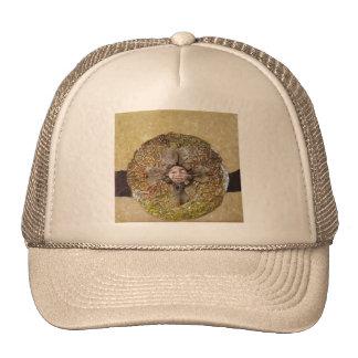 Japanese Maple Mandala - collage Hat