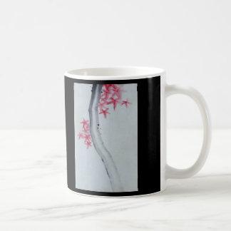Japanese Maple Basic White Mug