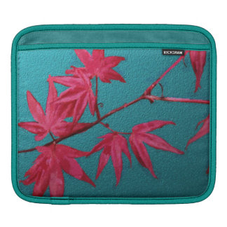 Japanese Maple Sleeves For iPads