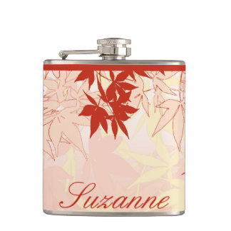 Japanese Maple Flask