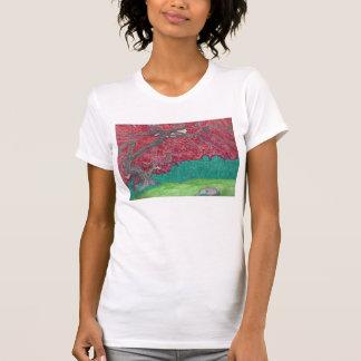 Japanese Maple Woman's T-shirt