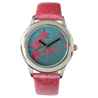 Japanese Maple Wrist Watches