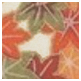 Japanese maples fabric