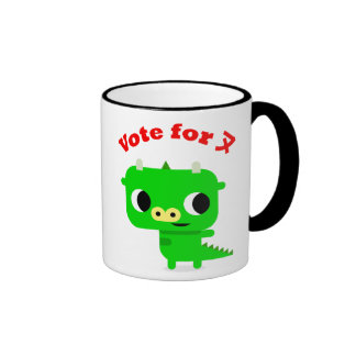 Japanese Mascot Coffee Mug