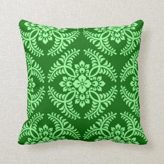Jade Green Throw Pillow : Jade Green Cushions - Jade Green Scatter Cushions Zazzle.com.au