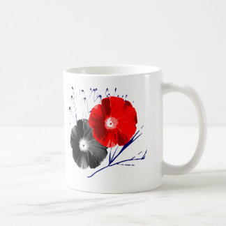 Japanese Morning Glory Coffee Mug