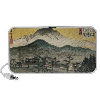Japanese Mountain Speaker
