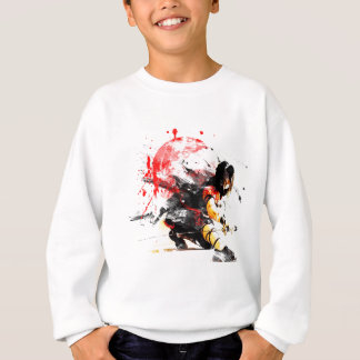 Japanese Ninja Sweatshirt