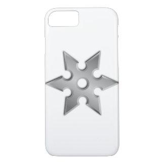 Japanese Ninja Weapon Shuriken iPhone 7 case