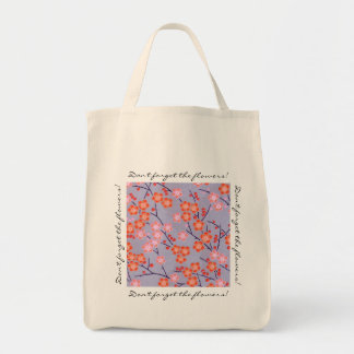 Japanese No.3 Grocery Tote Bag