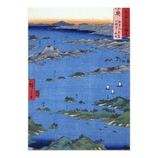 Japanese Ocean Card