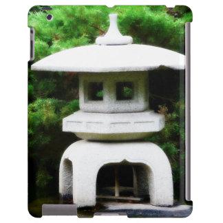 Japanese Pagoda Concrete Garden Lantern