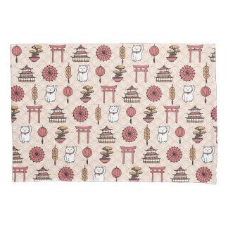Japanese Pattern Pillowcase