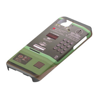 Japanese Payphone iPhone 5 Cover