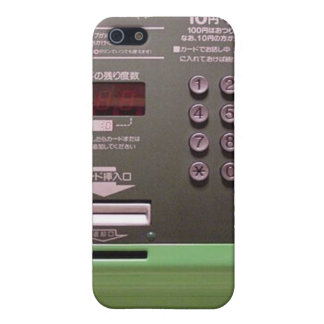 Japanese Payphone Cover For iPhone 5/5S
