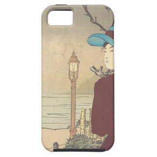Japanese Polychrome woodblock print iPhone 5 Case