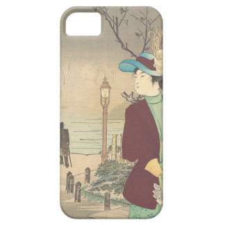 Japanese Polychrome woodblock print iPhone 5 Cover