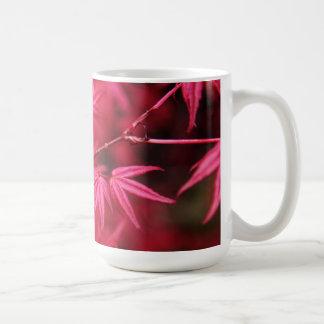 Japanese Red Maple Coffee Mugs